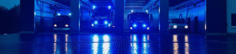 Freiwillige Feuerwehr Halle / Weser
